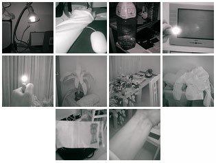 Thumbnails de mi set en flickr
