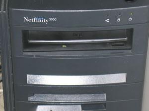 Netfinity 3000 server