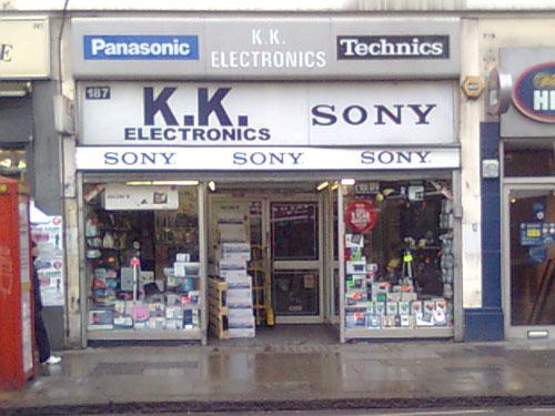 K.K. Electronics
